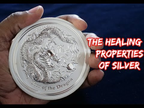 The Healing Properties Of Silver