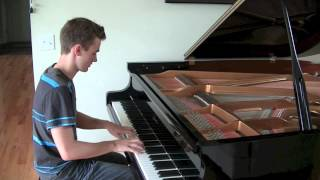 Alesso: Heroes (We Could Be) ft. Tove Lo (Elliott Spenner Piano Cover)