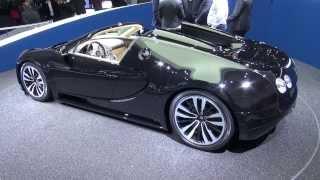 Bugatti Veyron Jean Bugatti 2013 Videos