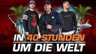 IN 40 STUNDEN UM DIE WELT 🌍  |  FaxxenTV