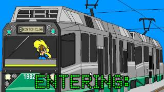 MBTA Fan Art