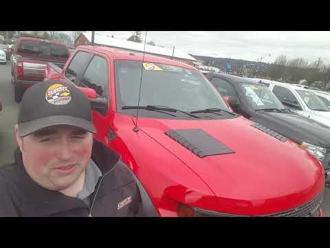 Ford Raptor . V Stock# A