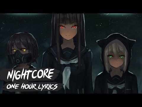 Nightcore - POP/STARS (Lyrics) | League of Legends [1 Hour]