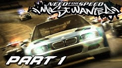 NEED FOR SPEED MOST WANTED Part 1 - Willkommen in Rockport (HD) / Lets Play NFS Most Wanted