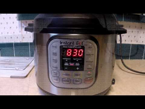 how to make soy yogurt in instant pot