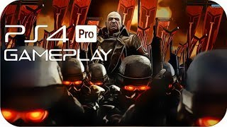 Killzone 2 PS4 Pro Gameplay No Commentary [PS NOW]