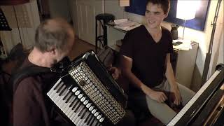 Libertango - Astor Piazzolla (Piano & Akkordeon DUO)