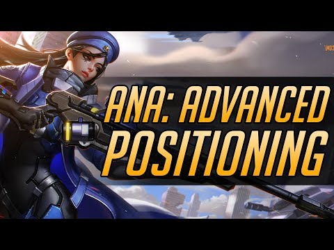 Ana: PRO POSITIONING Advanced Guide | Dominate Numbani!
