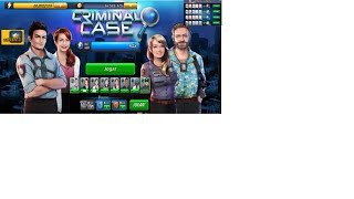HACK CRIMINAL CASE - Android (Mod Game Criminal Case) #01