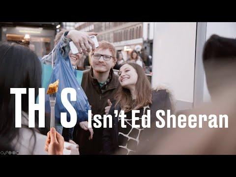 THIS Isn't Ed Sheeran - Unbelievable Lookalike Fools London