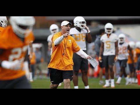 Vols' Jeremy Pruitt focusing his practice time on defense