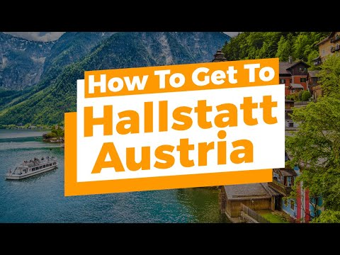 How To Get To Hallstatt From Salzburg - Best Way By Train, Ferry, or Bus 150
