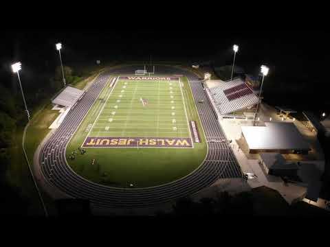 Walsh Jesuit High School Football 2020