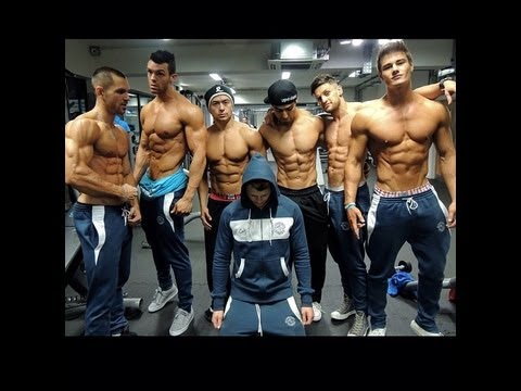 GymShark Crew - Natural Bodybuilding Aesthetics - YouTube