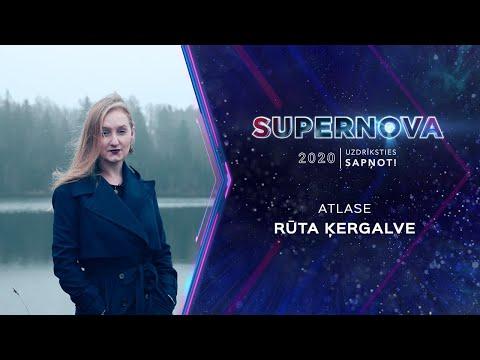 "Rūta Ķergalve ""Izgaismots� | Supernova 2020 ATLASE"