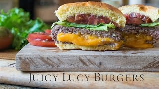 Juicy Lucy Burgers