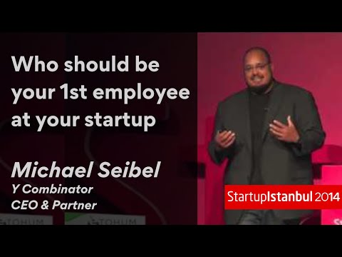 Who should be your 1st employee at your startup?