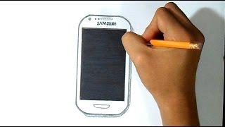 Cómo dibujar un Telefono(, 2014-09-19T17:55:48.000Z)