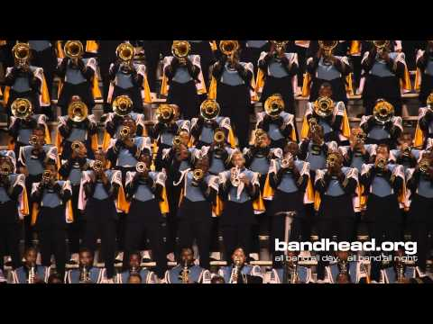 Southern University Marching Band (2011) - Somthin in My Heart - Boomxbox Classic