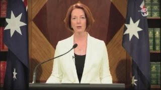 Australian PM Julia Gillard says the world IS going to end in hilarious spoof announcement