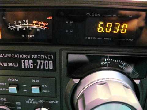 Radio Oromiya, Ethiopia 6030 khz