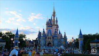 An Evening at Magic Kingdom - My Experience in 4K | Walt Disney World Orlando Florida 2021
