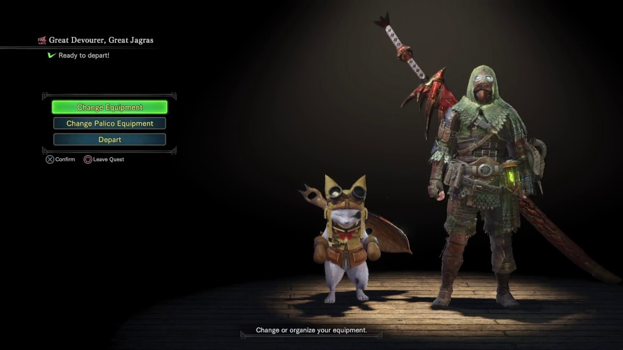 Monster Hunter World Beta Armor Gallery Male Youtube
