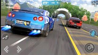 jogos de carros 2020 - nova estrada de corrida - Android Gameplay screenshot 1