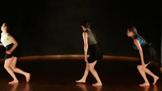 dancing Shadows composition