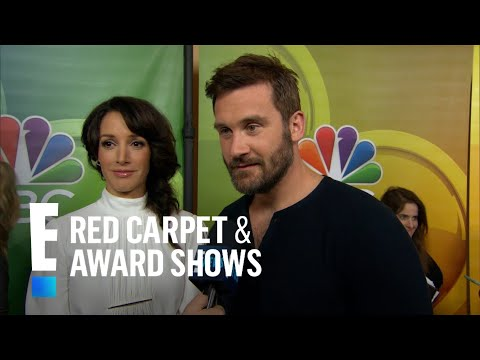 "Liam Neeson's Advice To Clive Standen On ""Taken"" Role 