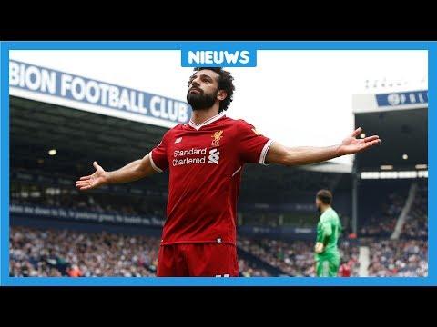 Champions League: Mohamed Salah is held van Liverpool én van Egypte