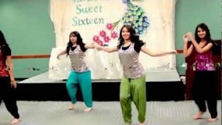Sheila Ki Jawani - by Anika,Priyanka,Nidi and Mehraz