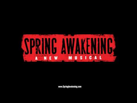 Spring Awakening - Mama Who Bore Me (Reprise) w/lyrics