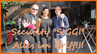 "Security ""Siggi"" - Abschluss Show"
