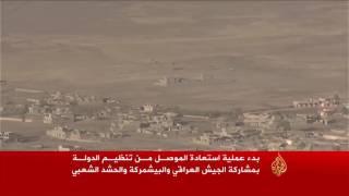 البشمركة تسيطر على 7 قرى خلال 4 ساعات