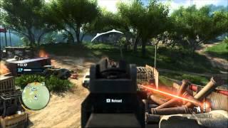 Far Cry 3 PC Gameplay 1080p ULTRA 660TI