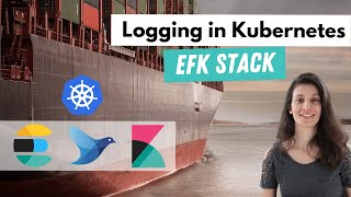 Logging in Kubernetes with Elasticsearch, Fluentd and Kibana | Complete Course Overview
