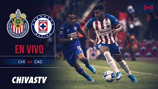 Chivas vs. Cruz Azul | EN VIVO | J6 LigaMX CL20