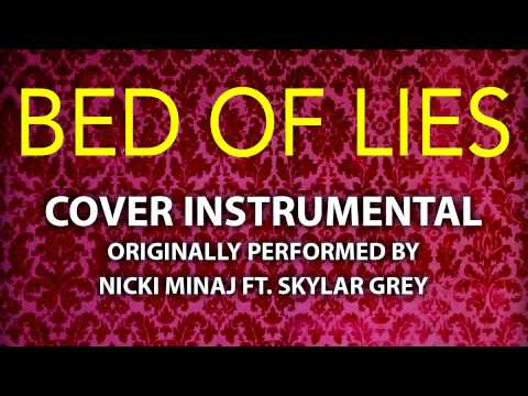 Bed Of Lies (Cover Instrumental) [In the Style of Nicki Minaj ft. Skylar Grey]