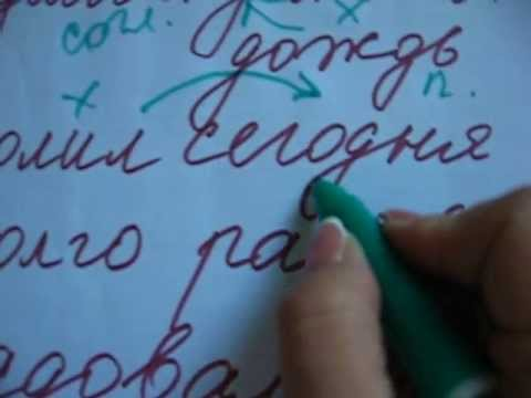 Русский язык. Словосочетание.