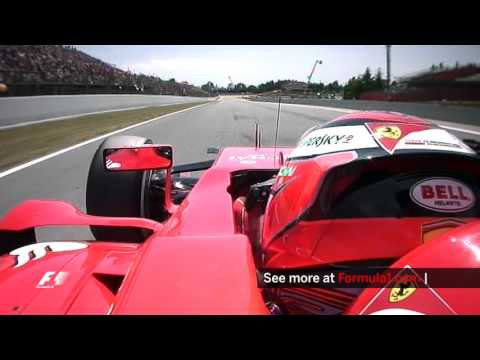 F1 Onboard 2015 : Can you name all the drivers and circuits?