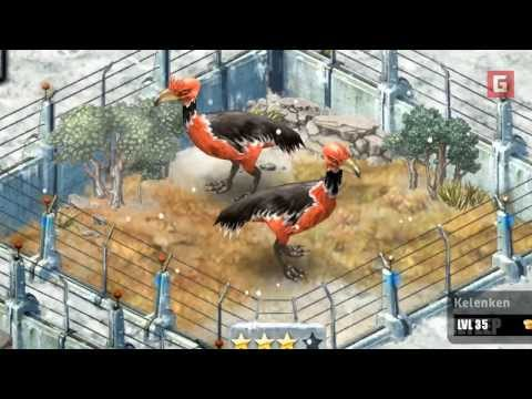 Jurassic Park Builder: Kelenken Gameplay Trailer [HD]