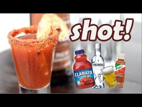 SHOT CANTINERO | Arriba, abajo, al centro y pa´dentro | TOQUE Y SAZÓN