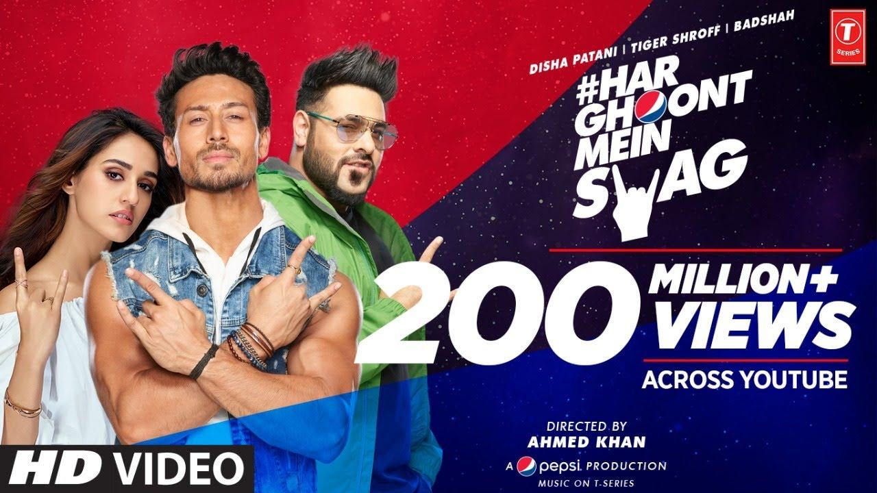 Download Har Ghoont Mein Swag | Tiger Shroff | Disha Patani | Badshah | Ahmed Khan | Bhushan Kumar