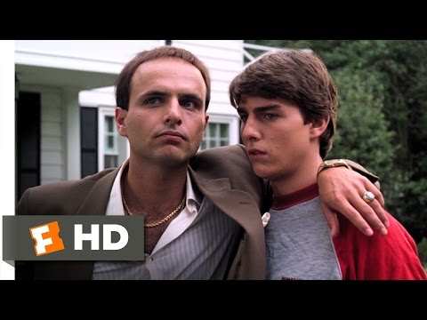 Guido's Livelihood  Risky Business 34 Movie  1983 HD