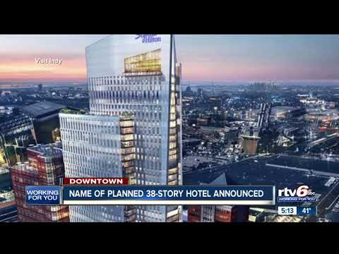 Additional Plans Announced For Indy's Second-largest Hotel