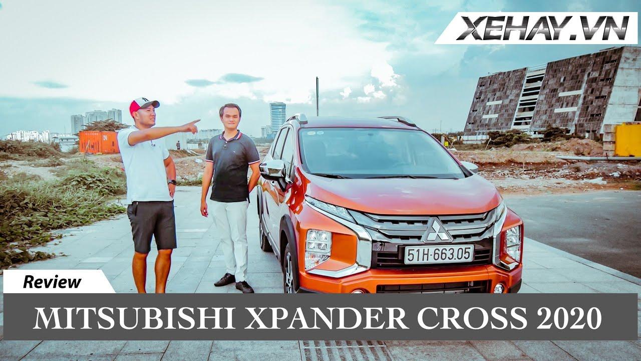 Xpander Cross có đáng mua trong tầm giá 670 triệu. Chi tiết Nhược Ưu điểm |XEHAY.VN|