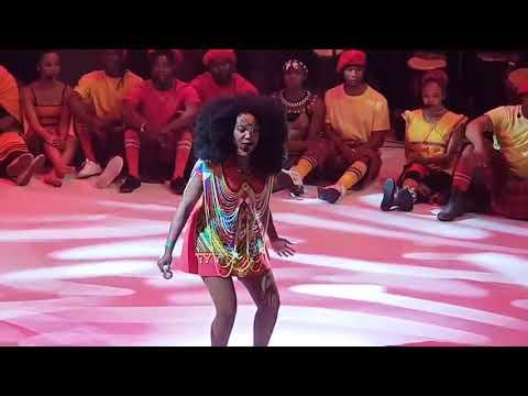 Nelisiwe Sibiya - Mama Ka Bafana (BRICS SUMMIT)