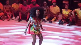 My performance last night at brics summit. what an honour
