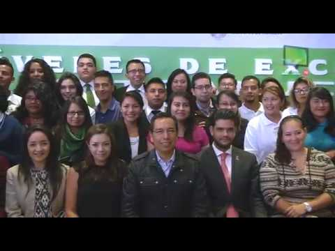 Beca Gobierno de Ecatepec a jóvenes de excelencia para estudiar en el extranjero